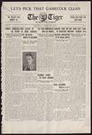 The Tiger Vol. XXV No. 6 - 1929-10-23