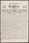 The Tiger Vol. XXV No. 7 - 1929-10-30