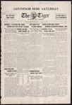 The Tiger Vol. XXV No. 10 - 1929-11-20 by Clemson University