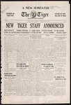 The Tiger Vol. XXV No. 17 - 1930-01-29
