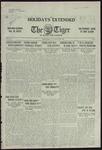 The Tiger Vol. XXV No. 25 - 1930-04-01