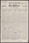 The Tiger Vol. XXVI No. 4 - 1930-10-08 by Clemson University