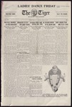 The Tiger Vol. XXVI No. 5 - 1930-10-15 by Clemson University