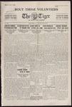 The Tiger Vol. XXVI No. 7 - 1930-10-29