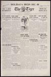 The Tiger Vol. XXVI No. 14 - 1930-12-10