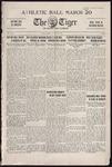 The Tiger Vol. XXVI No. 23 - 1931-03-11