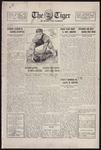 The Tiger Vol. XXVII No. 1 - 1931-09-16