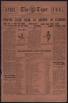 The Tiger Vol. XXVII No. 25 - 1932-04-01 by Clemson University
