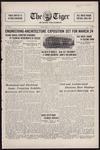 The Tiger Vol. XXVIII No. 21 - 1933-03-16