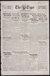 The Tiger Vol. XXVX No. 17 - 1934-02-08