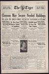 The Tiger Vol. XXVX No. 21 - 1934-03-08