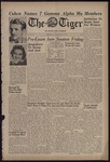 The Tiger Vol. XXXII No.15 - 1938-01-13