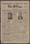 The Tiger Vol. XXXII No.22 - 1938-03-17