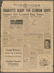 The Tiger Vol. XXXIV No.4 - 1938-10-06 by Clemson University