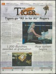 The Tiger Vol. 107 Issue 1 2013-01-18 by Clemson University