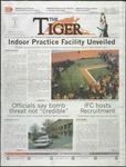 The Tiger Vol. 107 Issue 3 2013-02-01 by Clemson University
