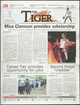 The Tiger Vol. 107 Issue 4 2013-02-08