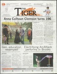 The Tiger Vol. 107 Issue 5 2013-02-15 by Clemson University