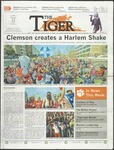 The Tiger Vol. 107 Issue 6 2013-02-22 by Clemson University