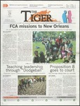 The Tiger Vol. 107 Issue 9 2013-03-29