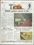 The Tiger Vol. 107 Issue 10 2013-04-05
