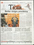 The Tiger Vol. 107 Issue 12 2013-04-19 by Clemson University