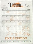 The Tiger Vol. 107 Issue 13 2013-04-26
