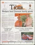 The Tiger Vol. 107 Issue 14 2013-09-06 by Clemson University