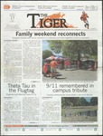 The Tiger Vol. 107 Issue 15 2013-09-13 by Clemson University