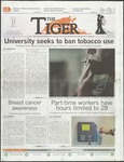 The Tiger Vol. 107 Issue 19 2013-10-25 by Clemson University