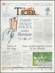 The Tiger Vol. 107 Issue 20 2013-11-01 by Clemson University
