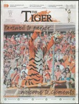 The Tiger Vol. 107 Issue 22 2013-11-15 by Clemson University
