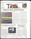 The Tiger Vol. 106 Issue 2 2012-01-27