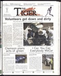 The Tiger Vol. 106 Issue 8 2012-03-09 by Clemson University