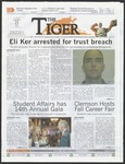 The Tiger Vol. 106 Issue 16 2012-09-21