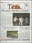 The Tiger Vol. 106 Issue 20 2012-10-26