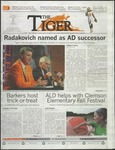 The Tiger Vol. 106 Issue 21 2012-11-02
