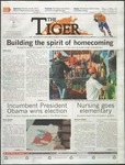 The Tiger Vol. 106 Issue 22 2012-11-09