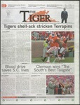 The Tiger Vol. 106 Issue 23 2012-11-16
