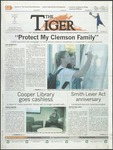 The Tiger Vol. 108 Issue 4 2014-02-07