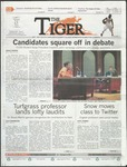 The Tiger Vol. 108 Issue 5 2014-02-21