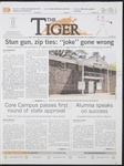 The Tiger Vol. 108 Issue 10 2014-04-11 by Clemson University