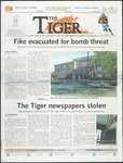 The Tiger Vol. 108 Issue 11 2014-04-18 by Clemson University