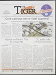 The Tiger Vol. 108 Issue 13 2014-08-19 by Clemson University