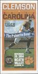 The Tiger Vol. 108 Issue 41 2014-11-29