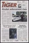 The Tiger Vol. 105 Issue 11 2011-04-15 by Clemson University