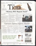 The Tiger Vol. 106 Issue 2 2011-09-09 by Clemson University