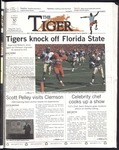The Tiger Vol. 106 Issue 5 2011-09-30 by Clemson University