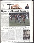 The Tiger Vol. 106 Issue 7 2011-10-21 by Clemson University