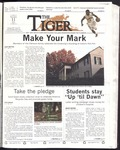 The Tiger Vol. 106 Issue 10 2011-11-11 by Clemson University